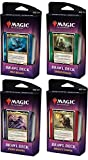 Magic The Gathering MTG Throne of Eldraine: All 4 Brawl Decks!