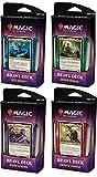 Magic The Gathering MTG Throne of Eldraine: All 4