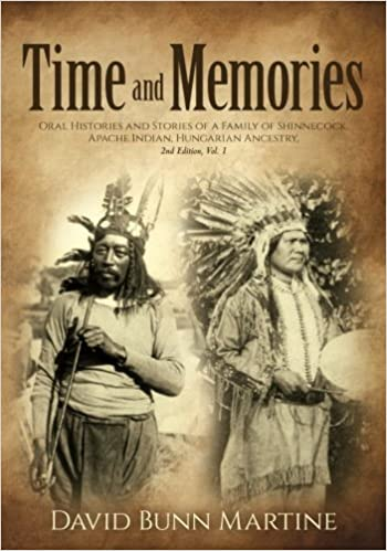 Time and Memories: Oral Histories and Stories of a Family of