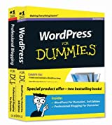 WordPress For Dummies, 3rd Edition and Professional Blogging For Dummies, Book Bundle