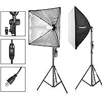 Emart 900W Output Softbox Photography Lighting Kit