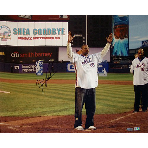 Steiner Sports MLB New York Mets Doc Gooden