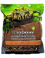 Galapagos 05004 Tropicoco Coconut Soil Bedding, 8-Quart, Natural