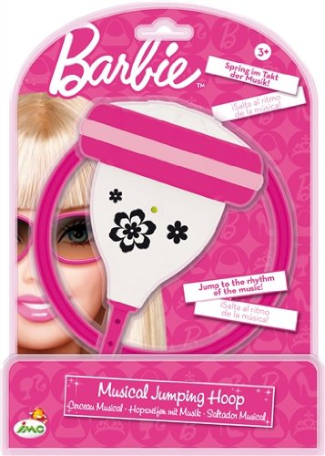IMC TOYS 724071 - Barbie. Saltador Musical