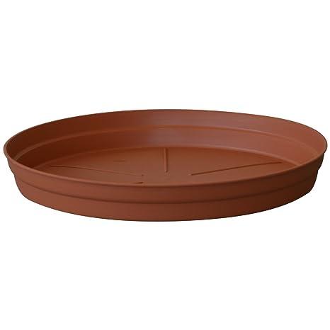 Amazon Com Almi Carmel Plastic Plant Saucer Drip Tray 12 Inch