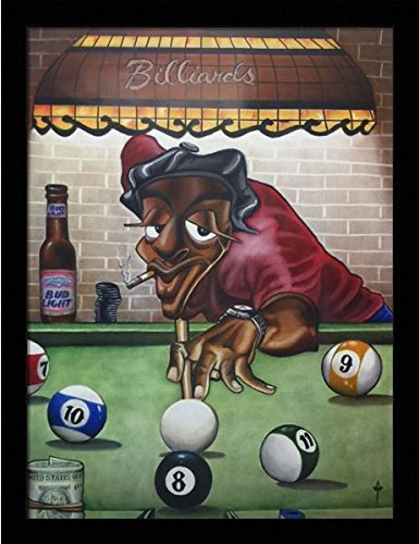 Put Your Money Where Your Mouth Is..Billiard ) - Tracy Andrews Black