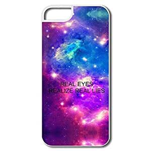AOPO Phone Cases For IPhone 5/5s,Beautiful Night Sky Words Customize IPhone 5/5s Skin