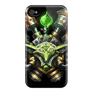Iphone 4/4s Case, Premium Protective Case With Awesome Look - Goblin Crest