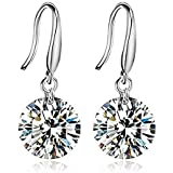 Young & Forever Verona Glitzy Glam Austrian Crystal Fancy Earrings for Women