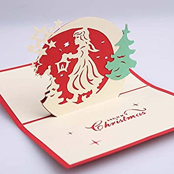 Christmas Card with Envelope for Boy