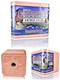 11 LB Compressed Himalayan Salt Lick for Horse, Cow, Goat,...