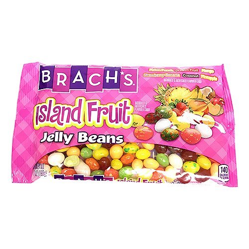 Brach's Island Fruit Jelly Beans: 7-Ounce Bag