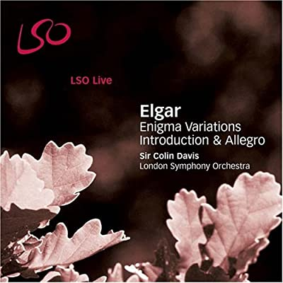 Elgar - Enigma Variations; Introduction & Allegro (LSO, Davis) by Edward Elgar