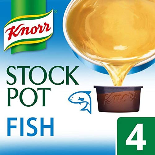 (Knorr Fish Stock Pot (4x28g))