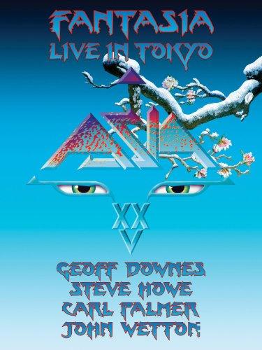 Fantasia: Live in Tokyo (2007) (Movie)