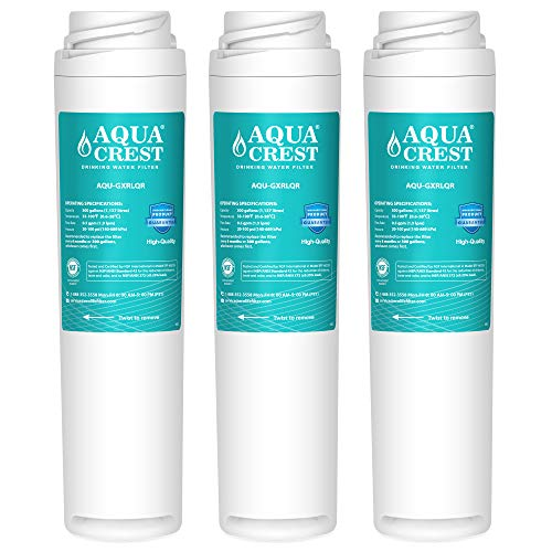 AQUACREST Water Filter Replacement for GE GXRLQR, 3 Pack