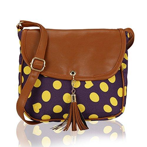Kleio Stylish Tassel Sling Bag For GirlsWomen