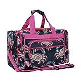 Sea Ocean Crab Print NGIL Carry on 17″ Duffle Bag