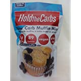 Low Carb Muffin Mix, Gluten Free, Vegan, No Added Sugar, No Preservatives, Made in Canada