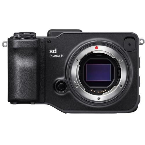 Sigma C41900 sd Quattro H 51 Digital SLR Camera with 3