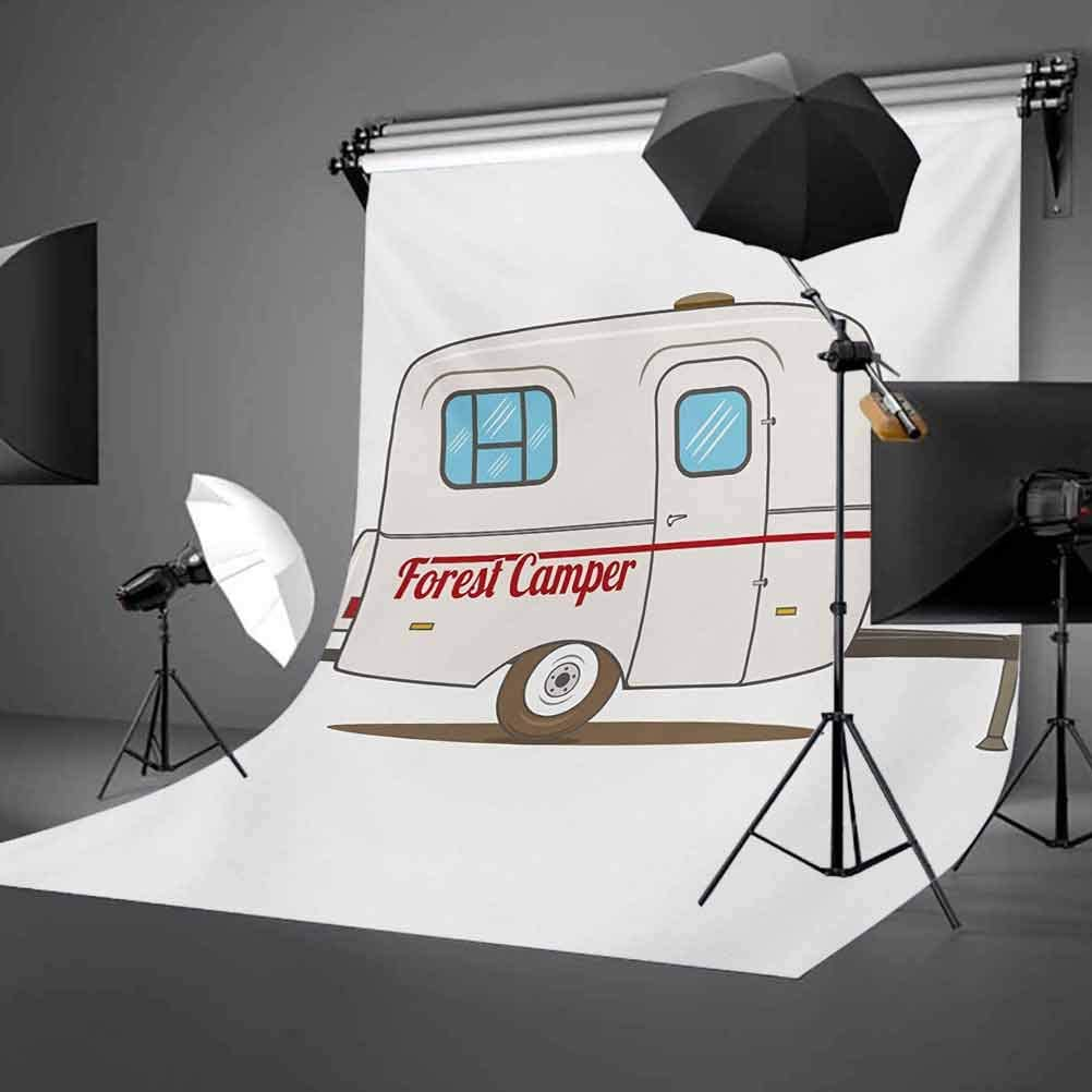 8x10 FT Photography Backdrop Sketchy Movie Icon Set in Black and White Entertainment Industry Media TV Background for Kid Baby Boy Girl Artistic Portrait Photo Shoot Studio Props Video Drape Vinyl