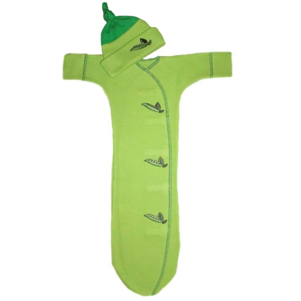 Amazon.com Jacquiu0027s Unisex Baby Sweet Pea Bunting Gown Set- Four Sizes! Baby  sc 1 st  Amazon.com & Amazon.com: Jacquiu0027s Unisex Baby Sweet Pea Bunting Gown Set- Four ...