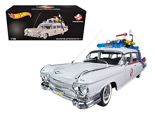 Hot wheels 1959 Cadillac Ambulance Ecto-1 From