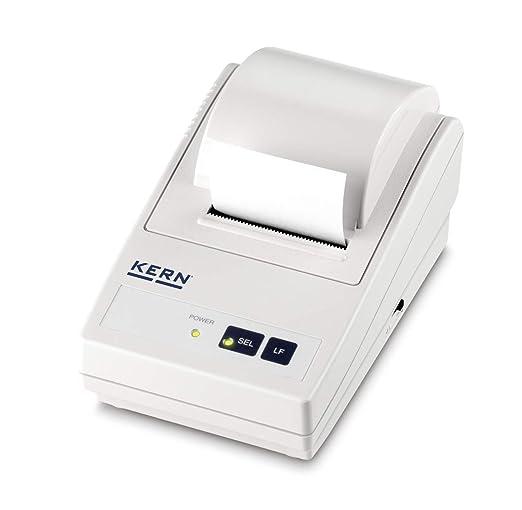 KERN 911-013 - Impresora de agujas matriciales para básculas con ...