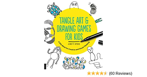Tangle Art and Drawing Games for Kids - Kindle edition by Jeanette ...