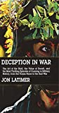 Book cover for Deception in War: The Art of the Bluff, the Value of Deceit, and the Most Thrilling Episodes of Cunning in Military History, from the Trojan Horse to the Gulf War