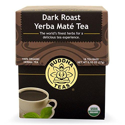 Buddha Teas Roast Yerba Count
