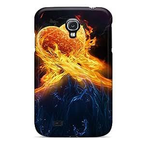 DaMMeke Case Cover For Galaxy S4 Ultra Slim KJtEeMx3635Jgbjg Case Cover