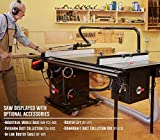 SawStop Professional Cabinet Saw Assembly