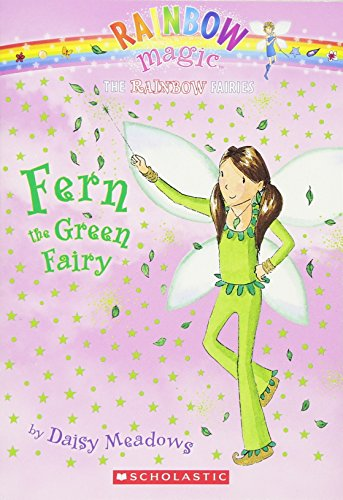 (Fern: The Green Fairy (Rainbow Magic: The Rainbow Fairies, No.)