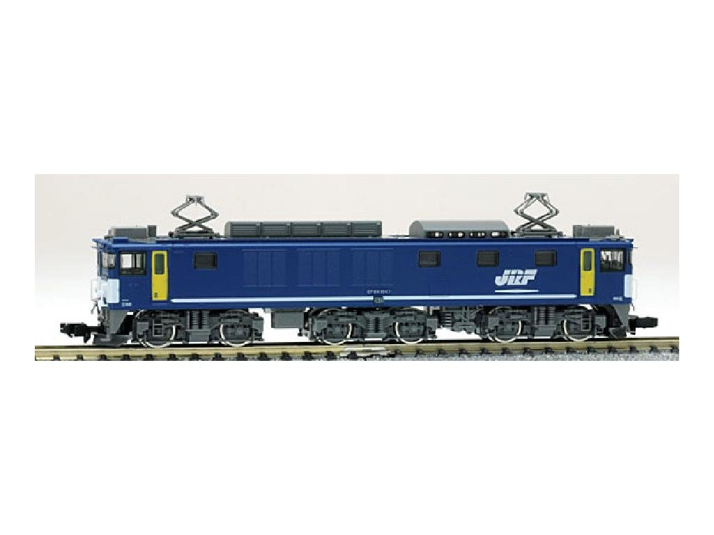 TomyTEC J.R. Electric Electric Electric Locomotive Type EF64-1000 (Japan Freight Railway Renewaled Design/Hiroshima Factory Color) (Model Train) f3678a