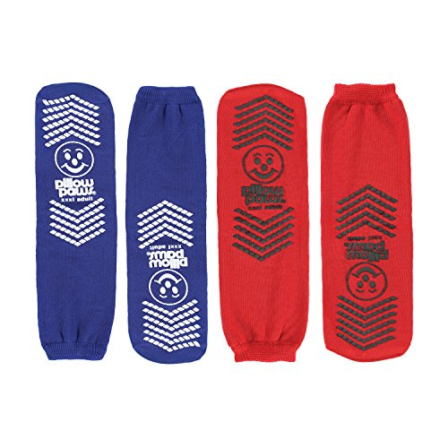 Unisex-Adult Bariatric Slipper Socks - Set Of Two