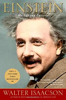 Einstein. His Life and Universe 1501171380 Book Cover