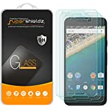 [3-Pack] Supershieldz for LG (Google) Nexus 5X Tempered Glass Screen Protector, Anti-Scratch, Anti-Fingerprint, Bubble Free, Lifetime Replacement Warranty