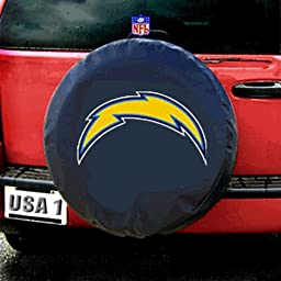 NFL San Diego Chargers Spare Tire Cover