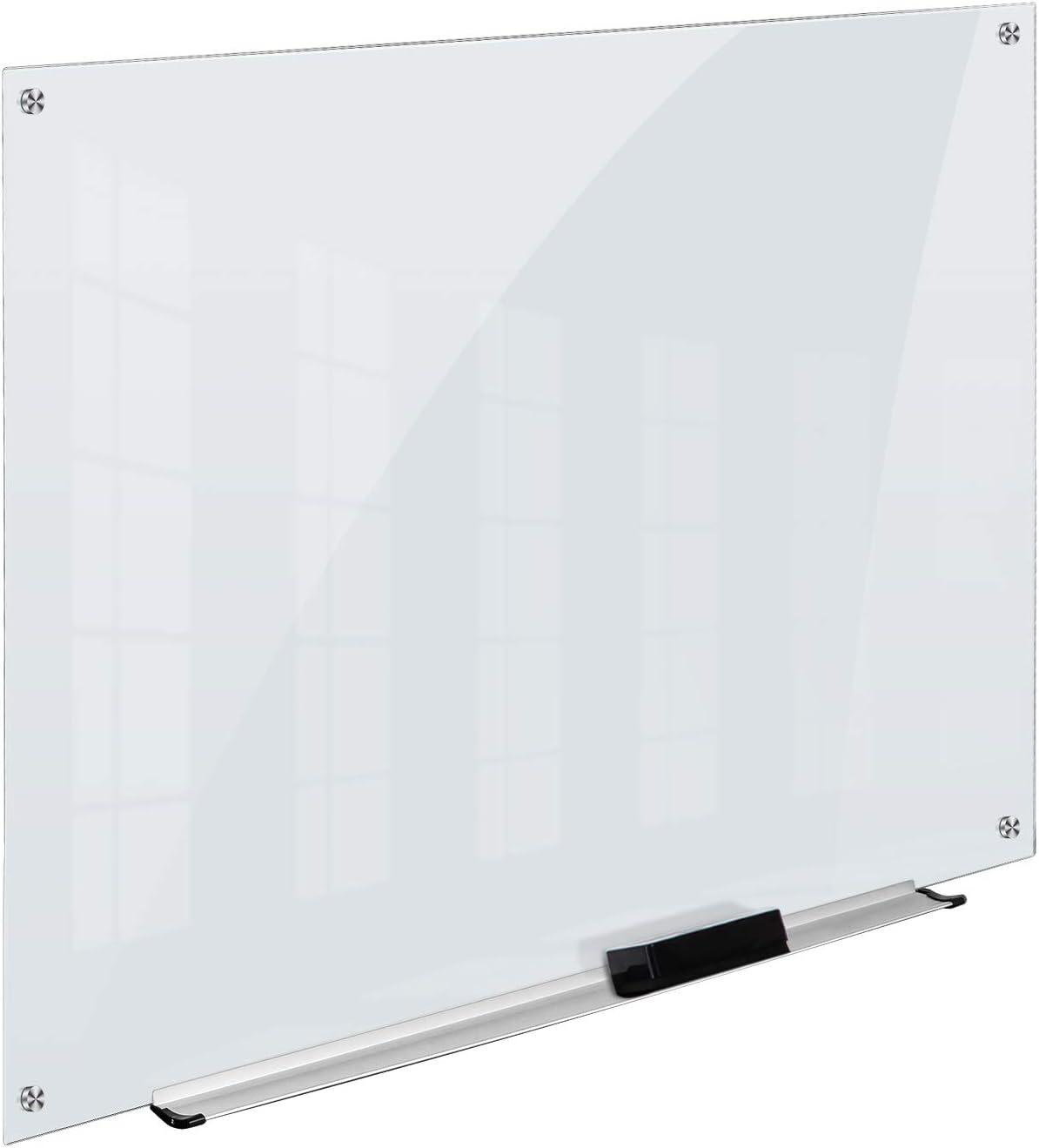 strumento per la scuola e l/'ufficio Random Color cancellino magnetico rettangolare per lavagna bianca Uyhghjhb