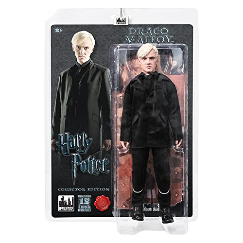 Harry Potter 12 inch Action Figure Series one Draco Malfo...