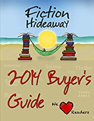 Fiction Hideaway Book Buyer's Guide: Fiction Books (Fiction Hideaway Buyer's Guides 1) (English Edition)