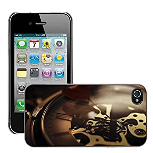 Super Stellar Slim PC Hard Case Cover Skin Armor Shell Protection // M00050689 aero macro watch // Apple iPhone 4 4S