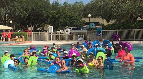 Nekdoodle piscina flotador para aquaeróbic & Fitness - agua Training & Ejercicios - diversión & ocio piscina juguete - para adultos y niños: Amazon.es: ...