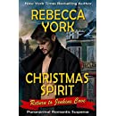 Christmas Spirit (Return to Jenkins Cove Book 1)