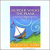Murder Walks the Plank | Carolyn Hart