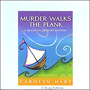 Murder Walks the Plank Audiobook