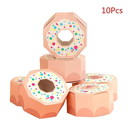 Xiaogongju Caja de Regalo de Papel para Baby Shower, Caja de ...