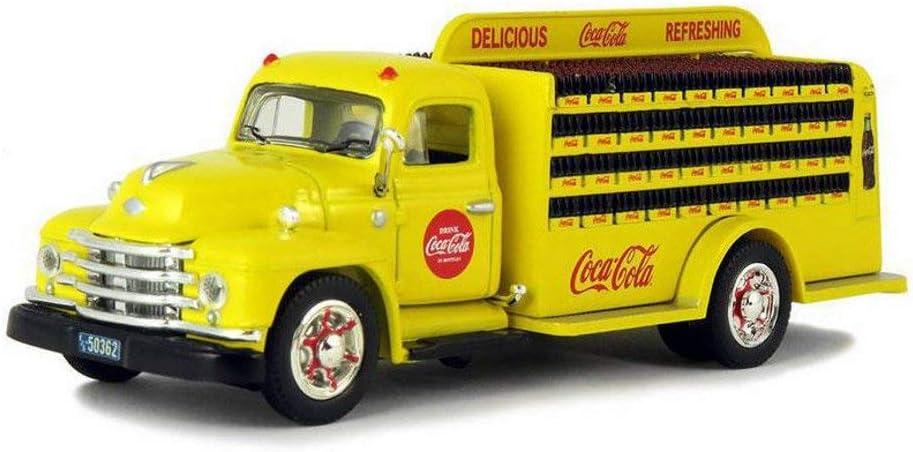 Amazon Com 1955 Diamond T Bottle Delivery Truck Coca Cola