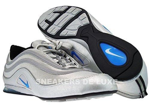Nike Air Plata (GS) metallic silver , Taglia us 3.5, eur 35.5